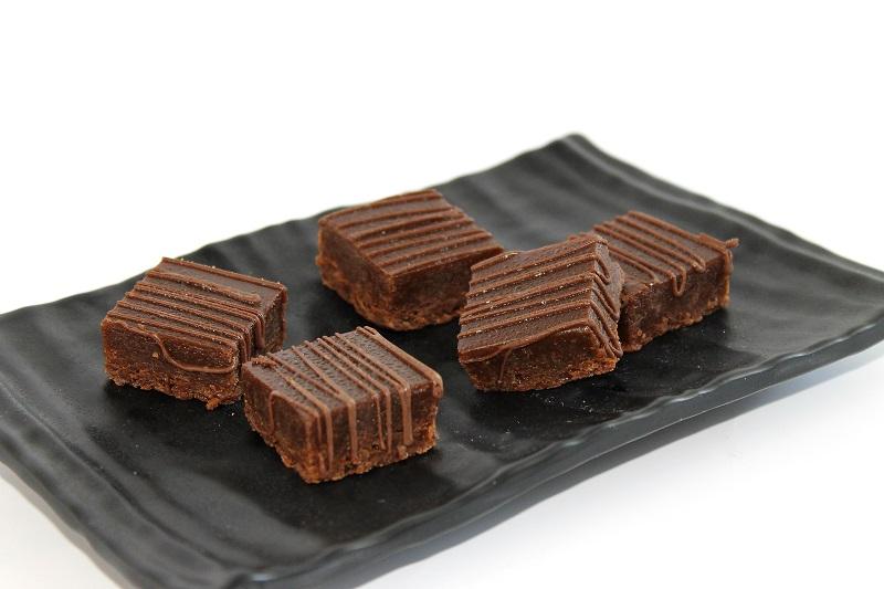 Mini Brownie de Chocolate